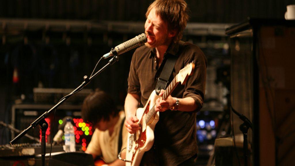 Radiohead en estado puro