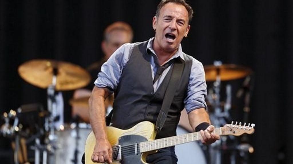 Bruce Springsteen, Concierto por las víctimas del huracán Sandy
