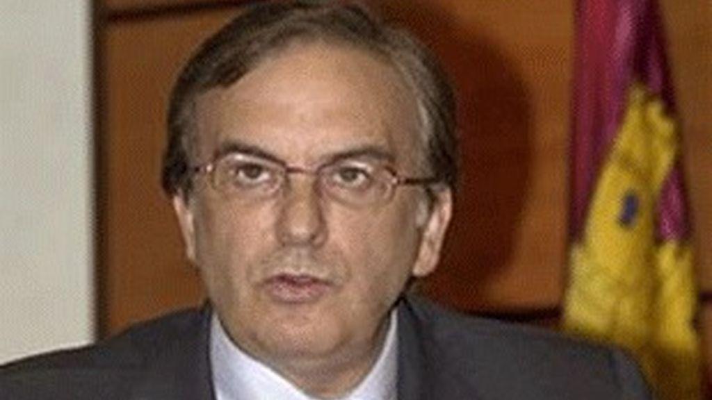 Jordi García Candau, director general del ente público Radio Televisión Castilla-La Mancha.