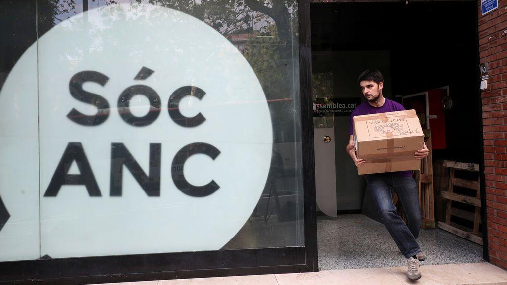El Govern asegura que los catalanes encontrarán las urnas cerca de casa