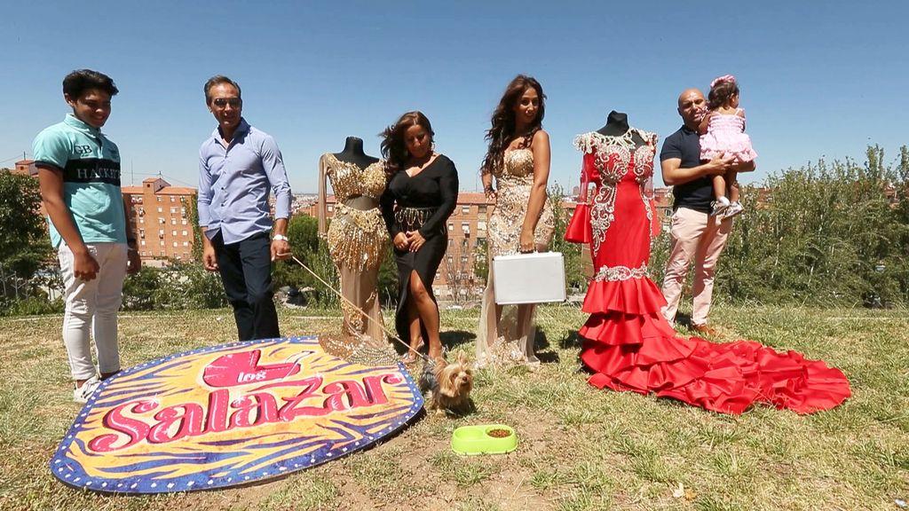 Tercera temporada de 'Gipsy kings' en Cuatro: La familia Salazar
