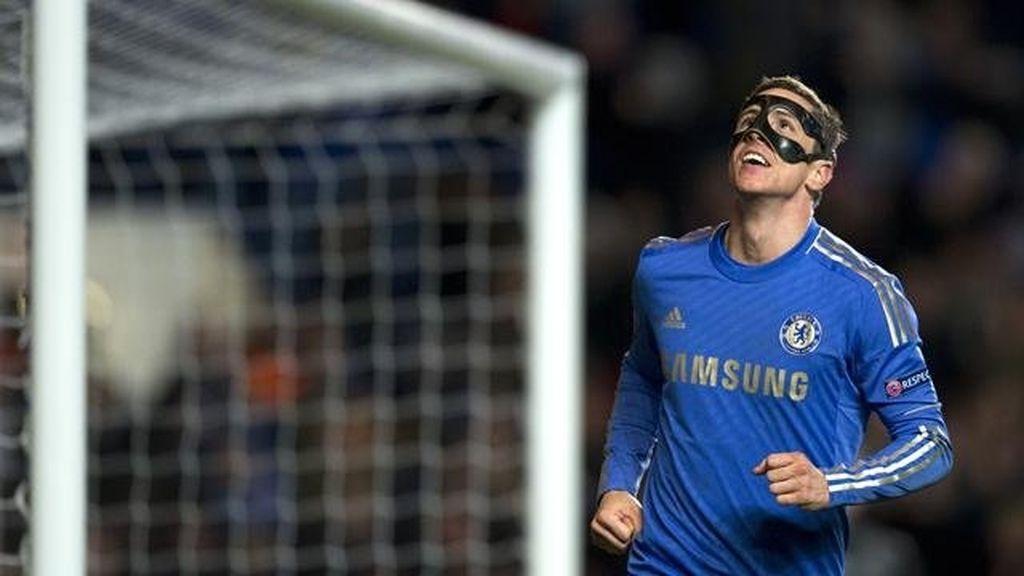 Fernando Torres Chelsea Europa League