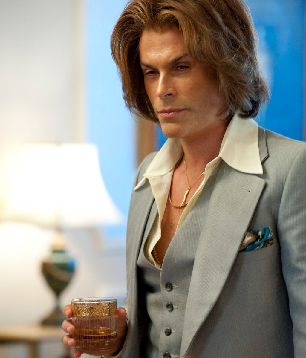 Rob Lowe 'Behind the Candelabra'