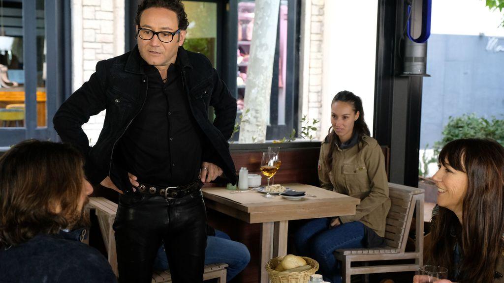 Imágenes del cuarto capítulo de la serie de Telecinco 'Ella es tu padre'