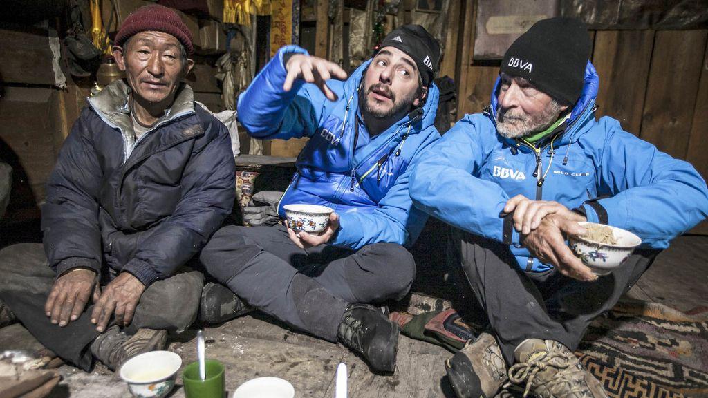 'El heladero del Himalaya'