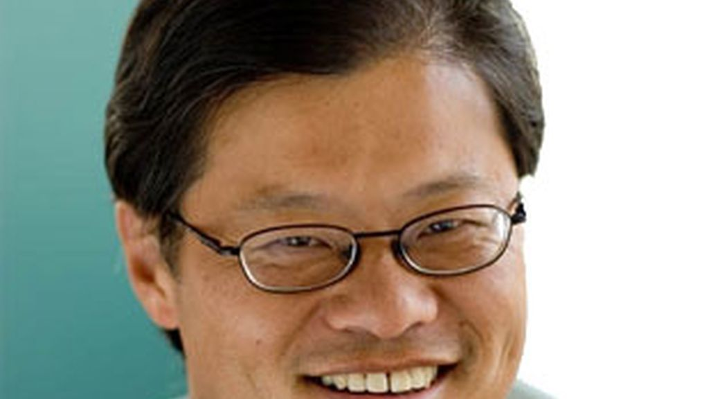Jerry Yang, presidente de Microsoft.