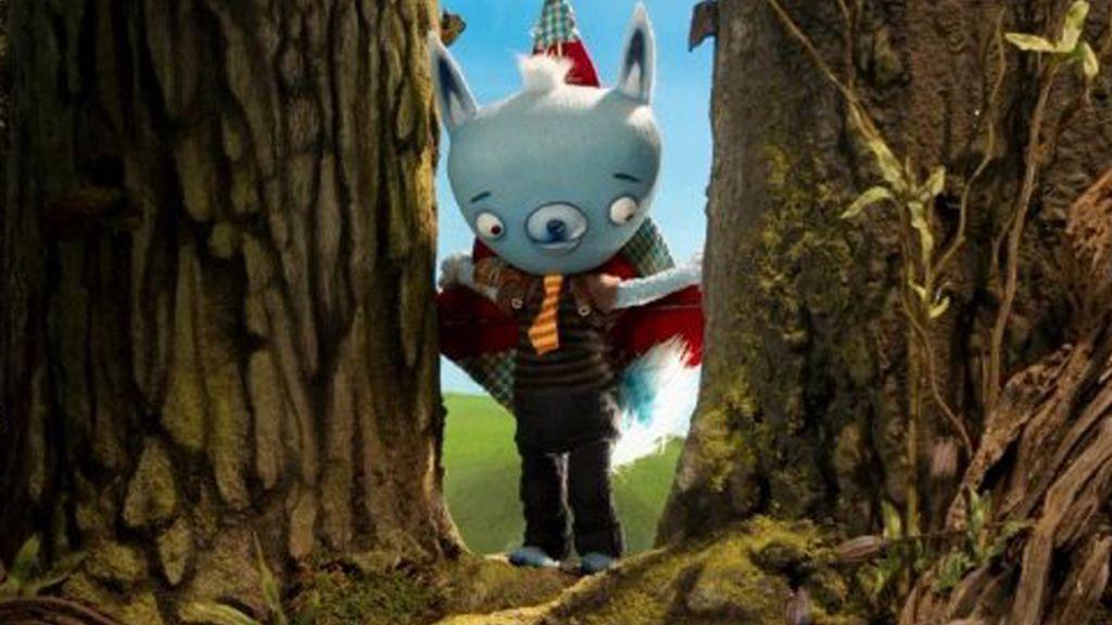 Fig, un joven zorro azul, enseña a jugar a jugar a los niños en 'Tumbleaf'