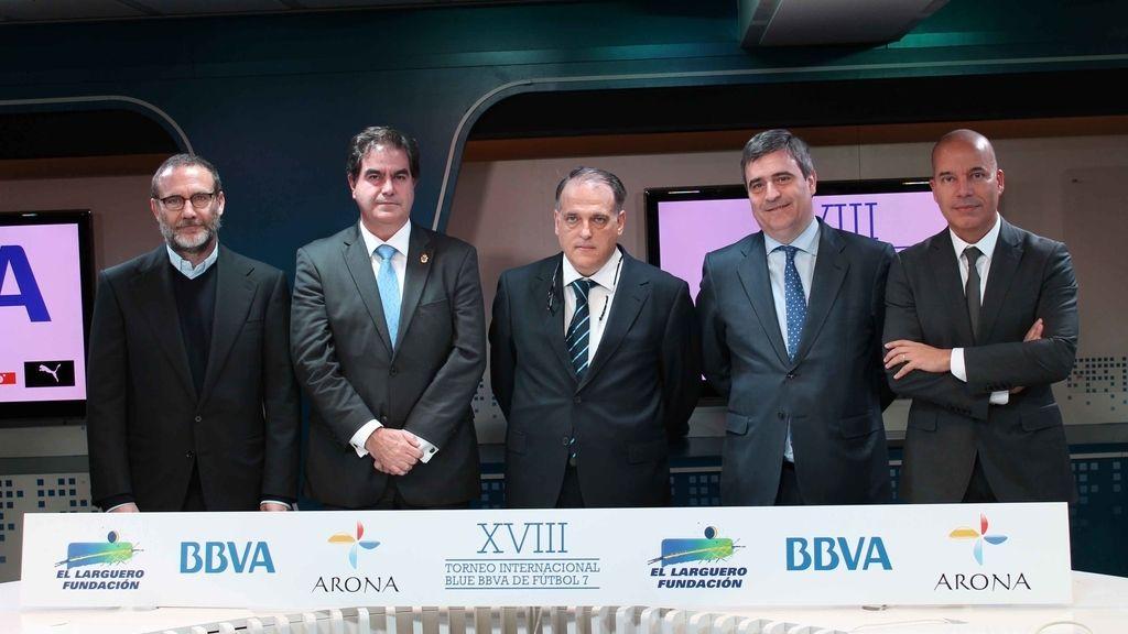 XVIII Campeonato Internacional blueBBVA de Fútbol 7, del 27 al 29 de diciembre