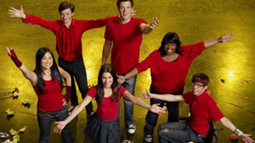 Imagen de la serie 'Glee'.