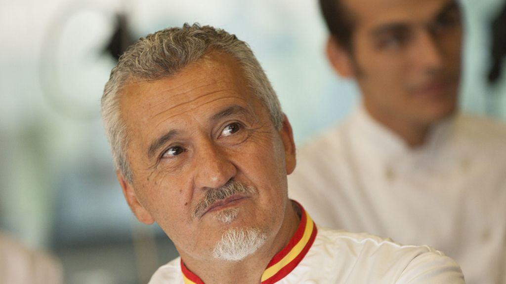 Paco Torreblanca, 'Deja sitio para el postre'