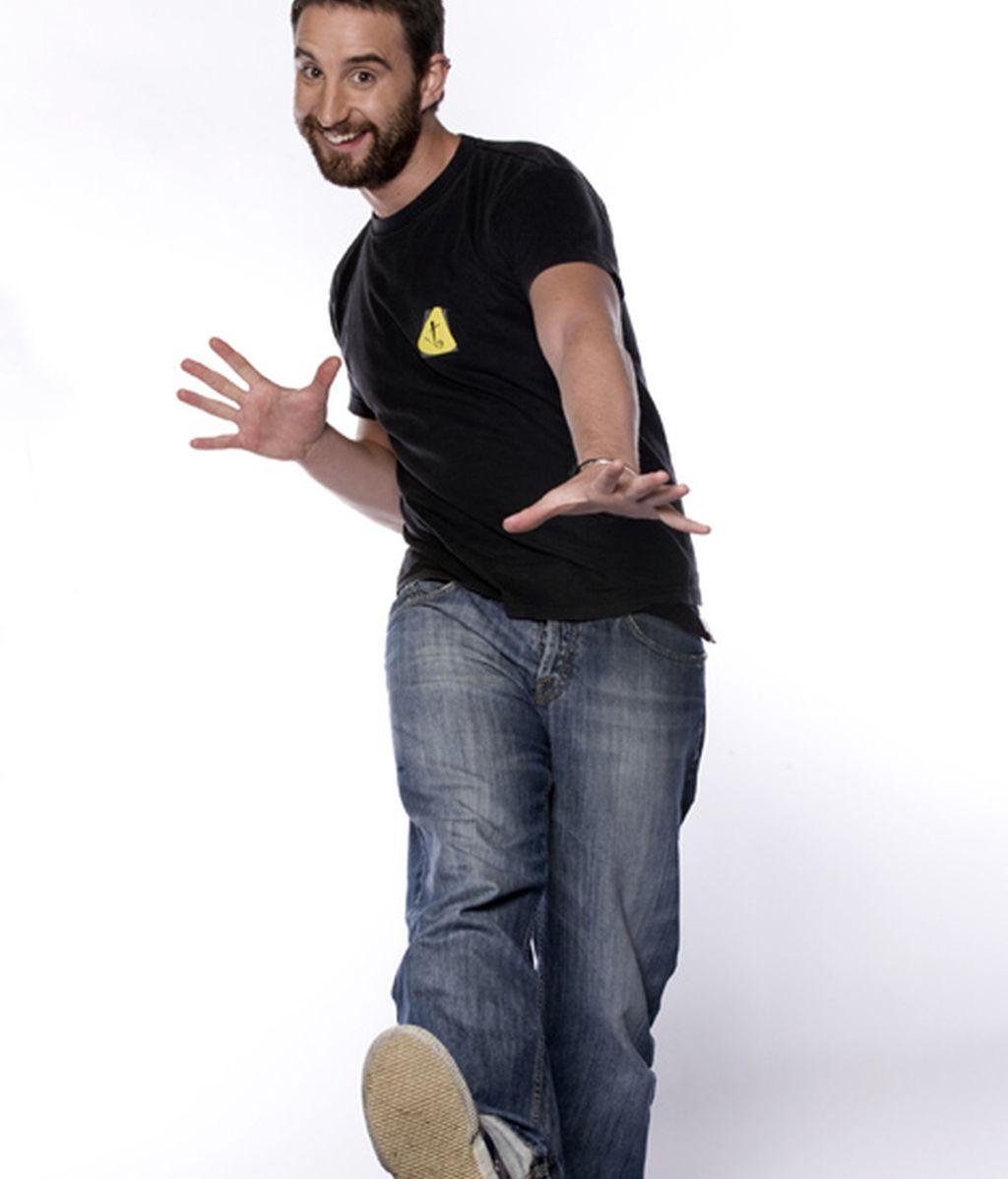 Dani Rovira, primer monologuista del programa