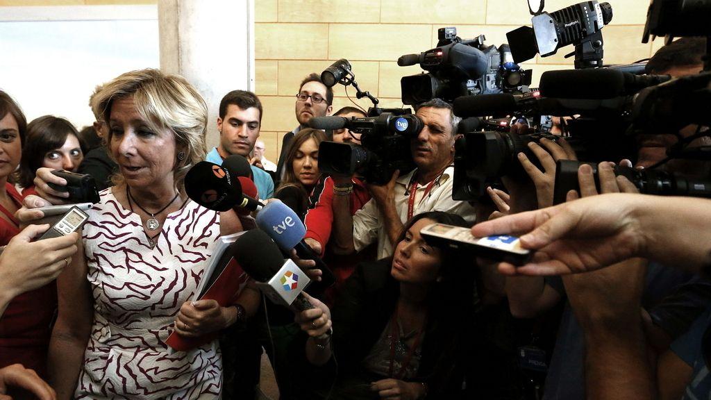 Un animal político llamado Esperanza Aguirre