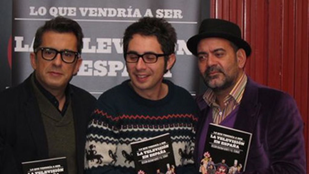 Berto, Corbacho, Buenafuente