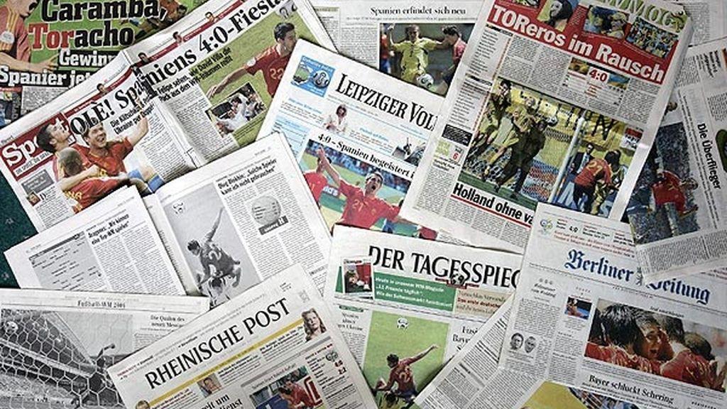 periodicos alemanes