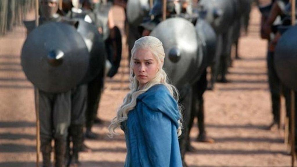 Visita al set de rodaje de la cuarta temporada de 'Juego de tronos'
