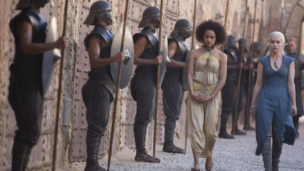 Mathalie Emmanuel Juego de tronos