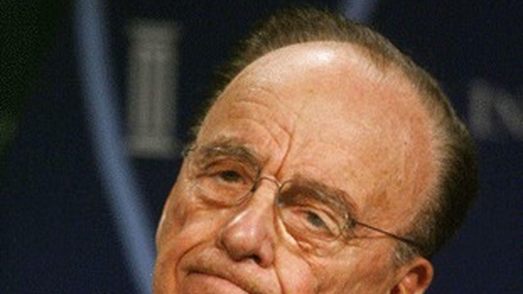 El director de News Corporation, Rupert Murdoch.