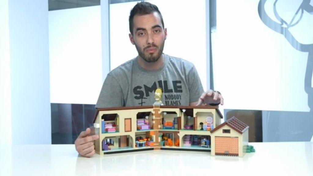 La familia Simpson llega al mundo Lego en mayo