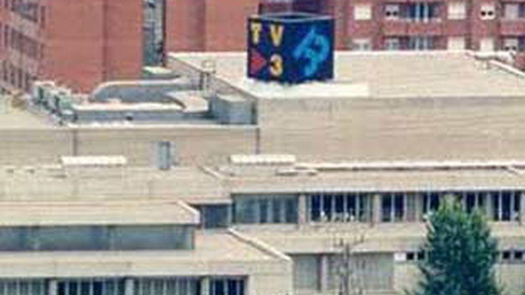 La sede de TV-3.