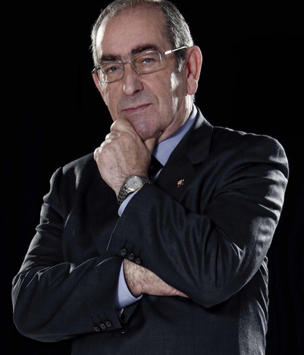 Serafín Castro Frías es comisario principal honorario