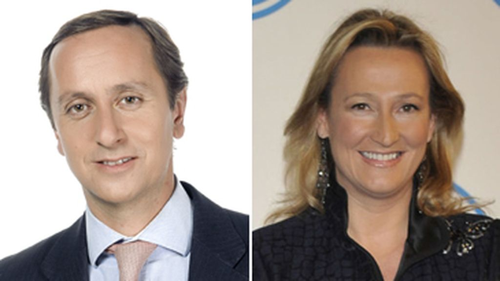 Carlos Cuesta e Isabel Durán, nuevas caras de 13 TV