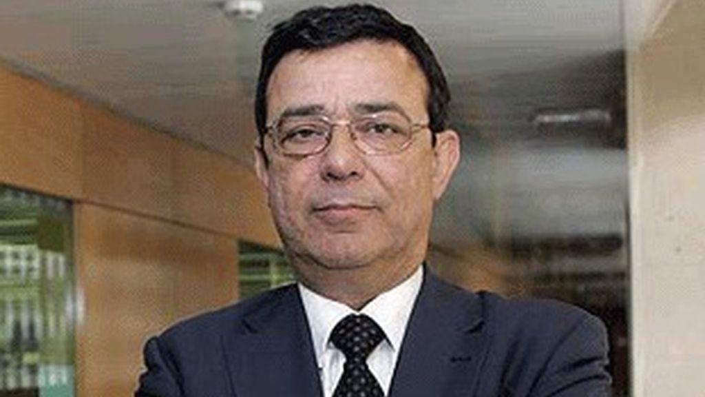 Reinaldo Rodríguez, presidente de la CMT.