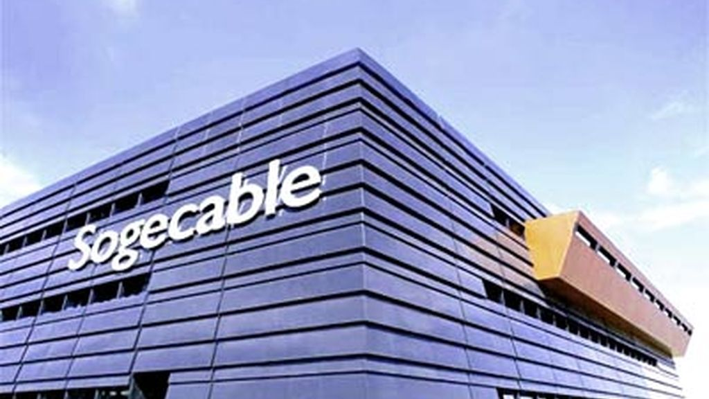 Sogecable, sede de canal +