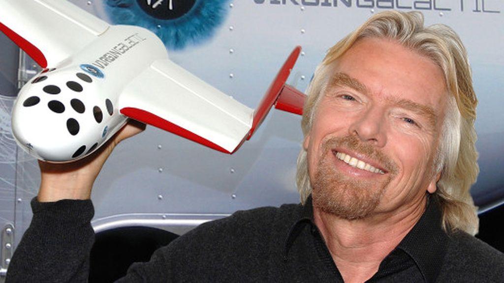NBC y Richard Branson se alían para lanzar concursantes al espacio