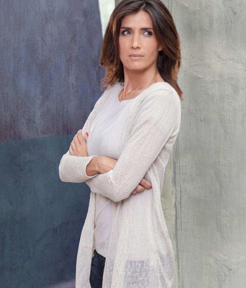 Elia Galera es Raquel, la mujer de Fran