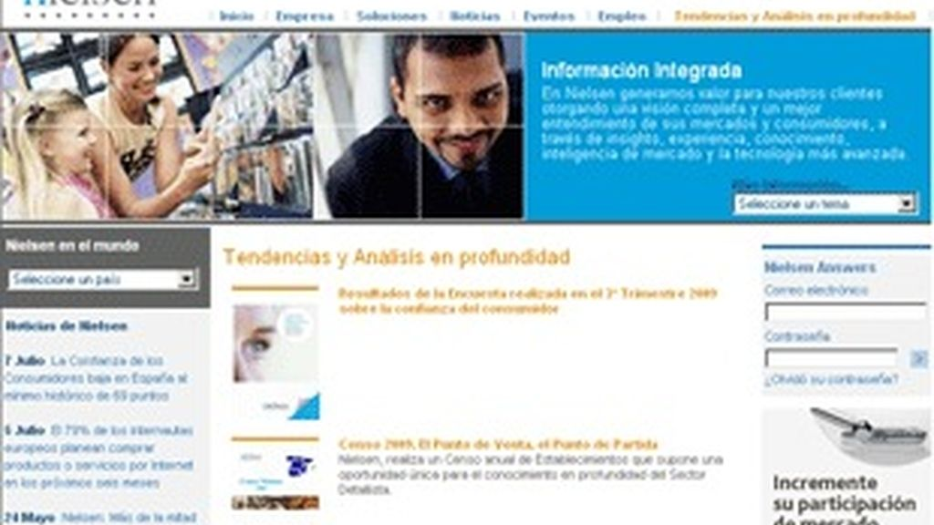 Nielsen sincroniza sus mediciones de Internet con el EGM