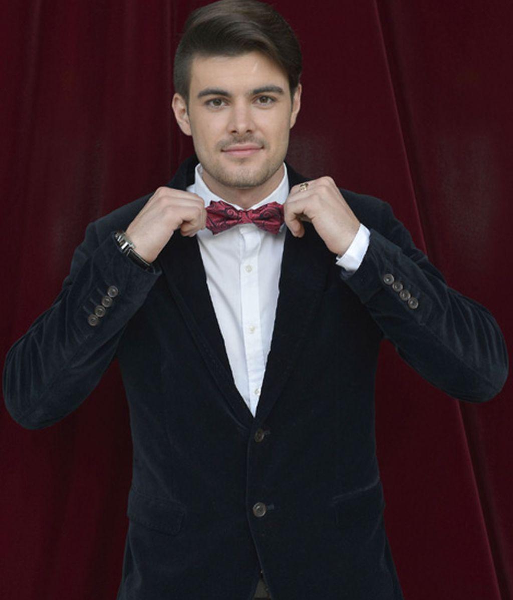 """Alexey Eremenko, 'guapo': """"Soy mi propio referente en la moda"""""""