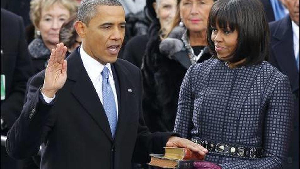 Ceremonia investidura Obama