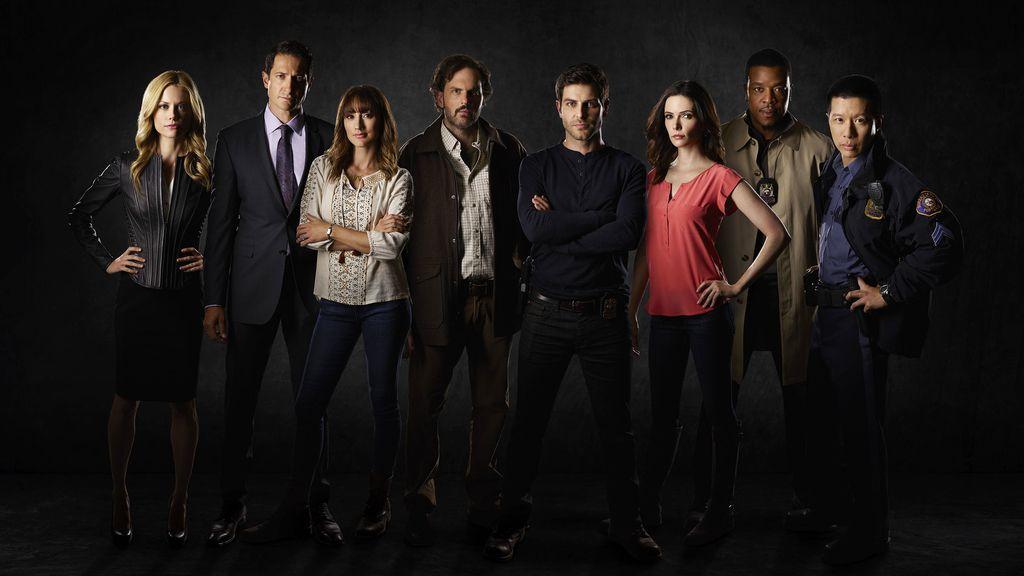 Cuarta temporada de la serie 'Grimm' en Energy