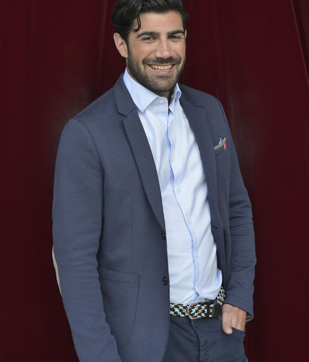 """Bruno Castellote, 'guapo': """"Le doy a las pibitas una de cal y una de arena"""""""