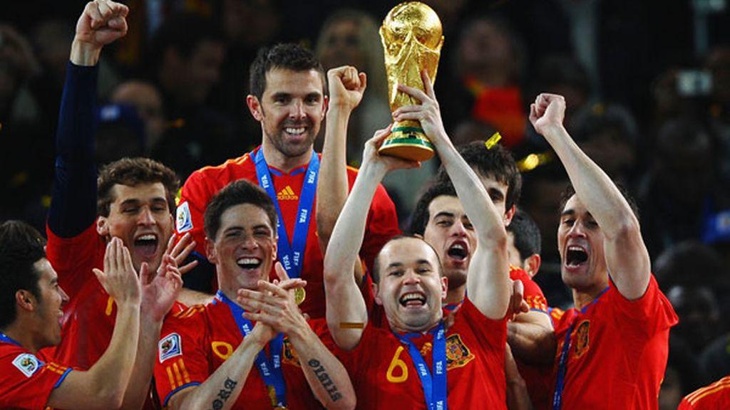 España Roja Mundial