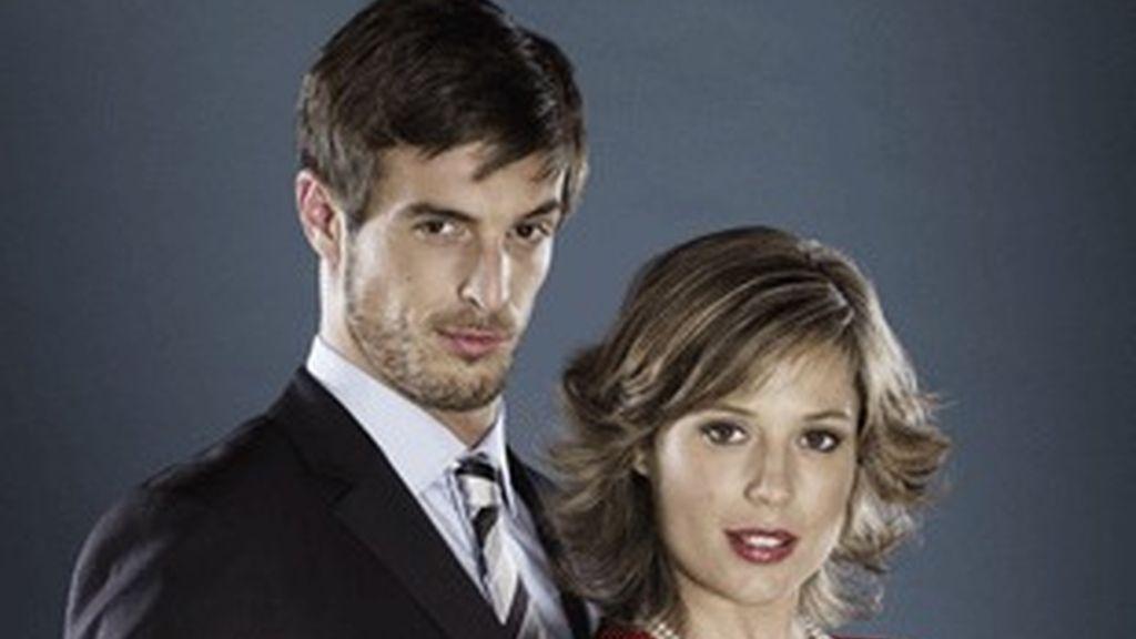 Miguel Barberá y Beatriz Segura, protagonistas de 'Los exitosos Pells'.