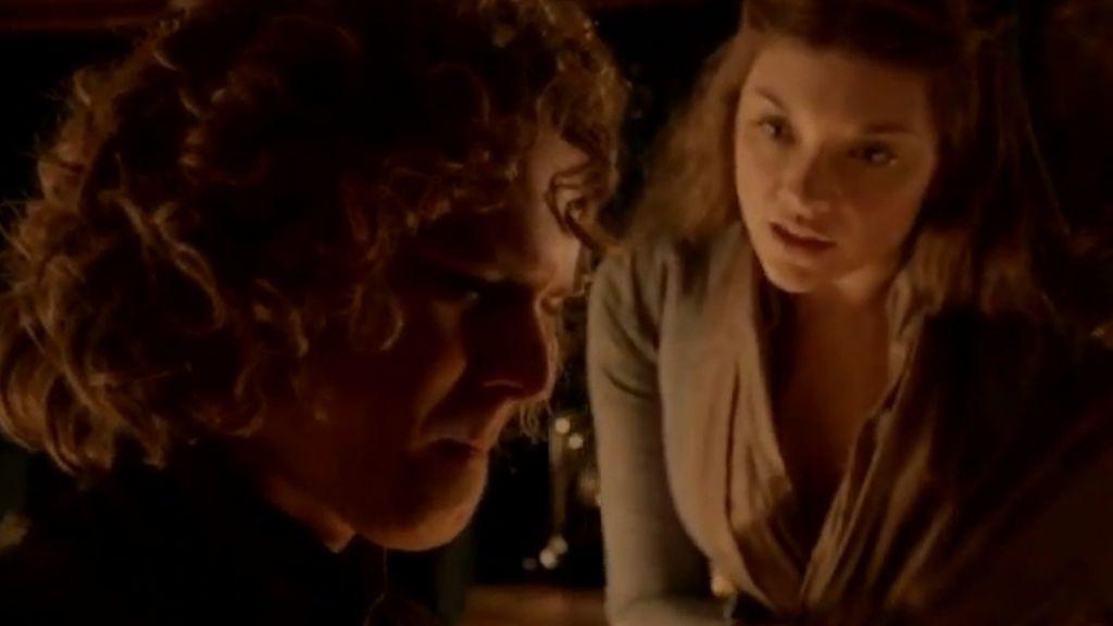 Margaery Tyrell es un apoyo para su hermano, sir Loras