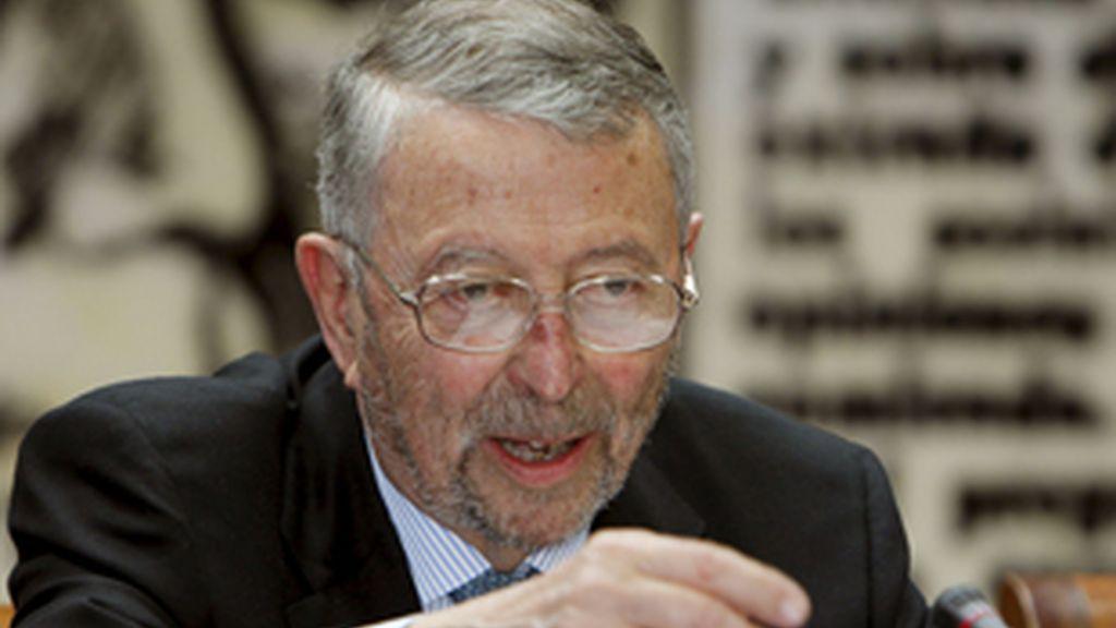 Alberto Oliart, ex presidente de RTVE.