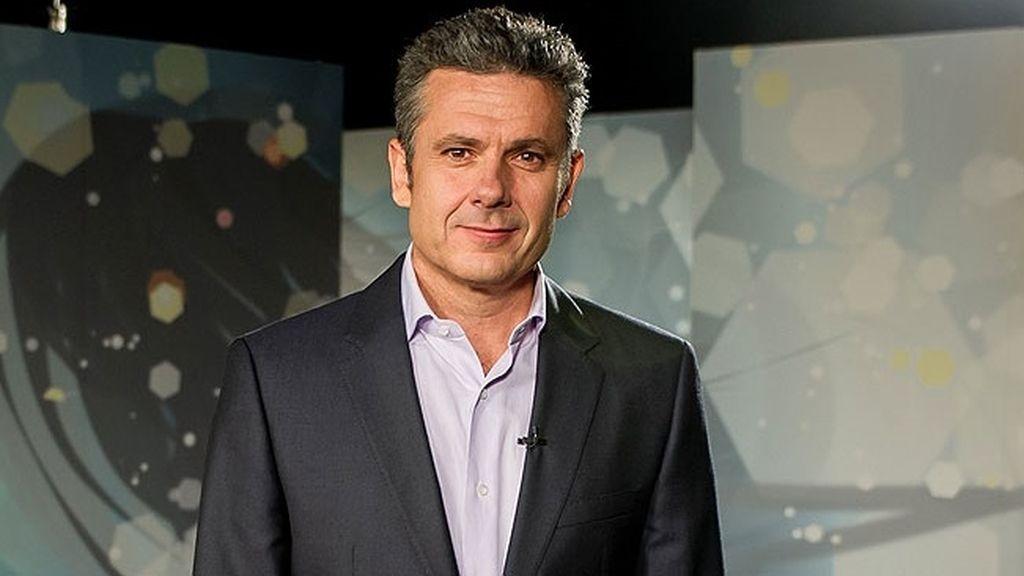 Roberto Arce, presentador de 'Amores que duelen'