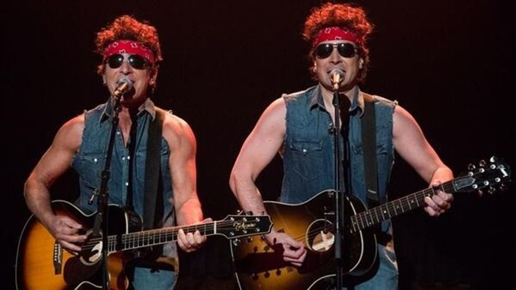 Bruce Springsteen parodia su 'Born to run' con Jimmy Fallon
