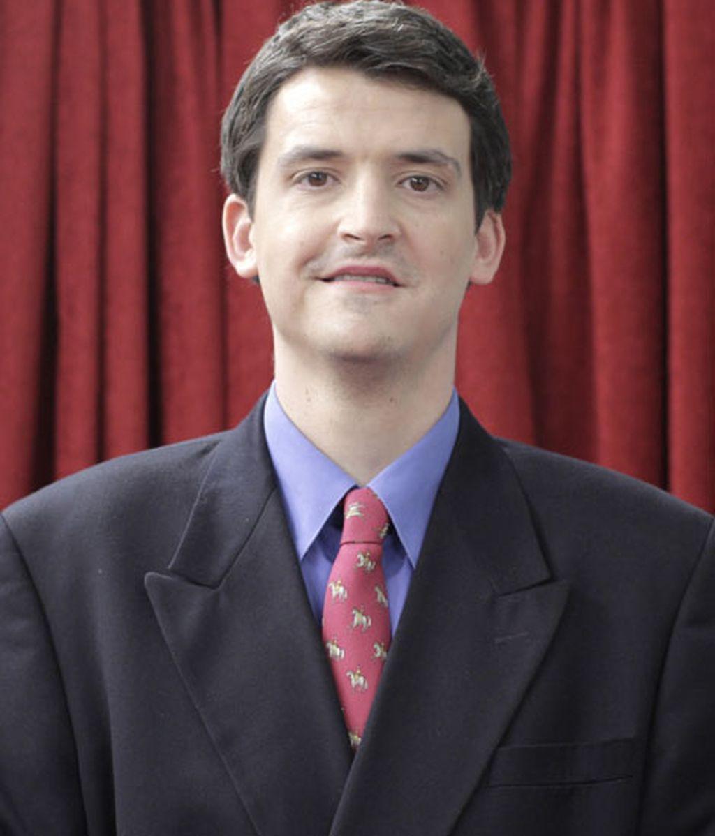 Guillermo Torre del Amor,simpático