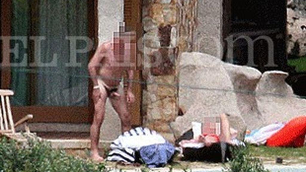 Imagen de la villa de Silvio Berlusconi publicada por 'El País'.