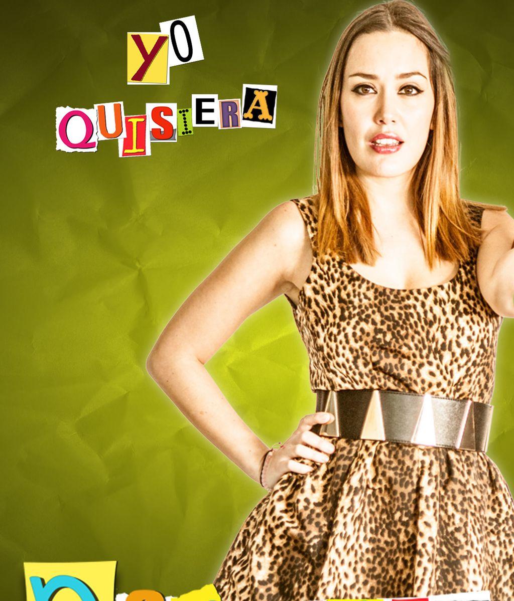 Carla Medina es Patricia, la novia de André