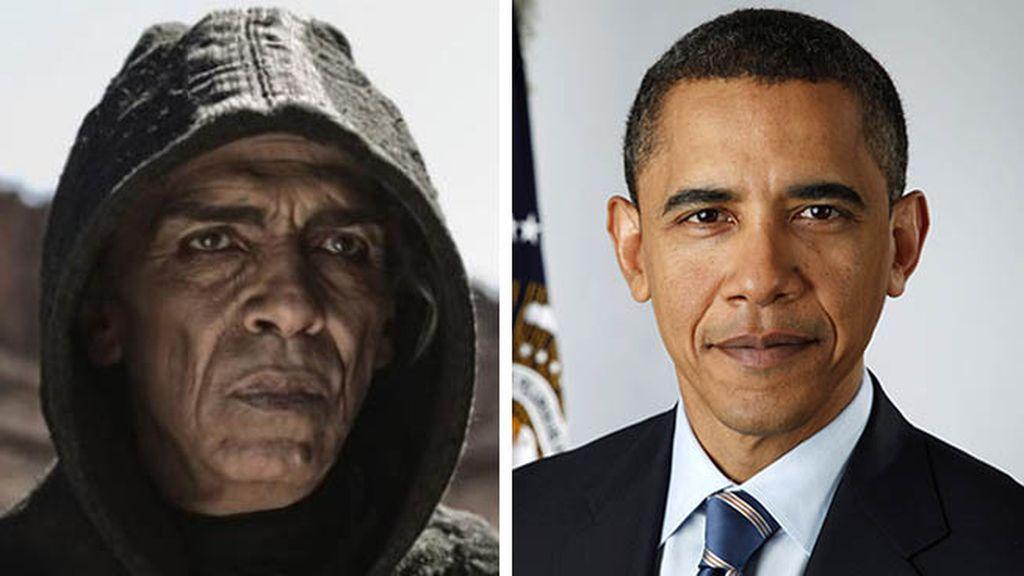 satán y obama