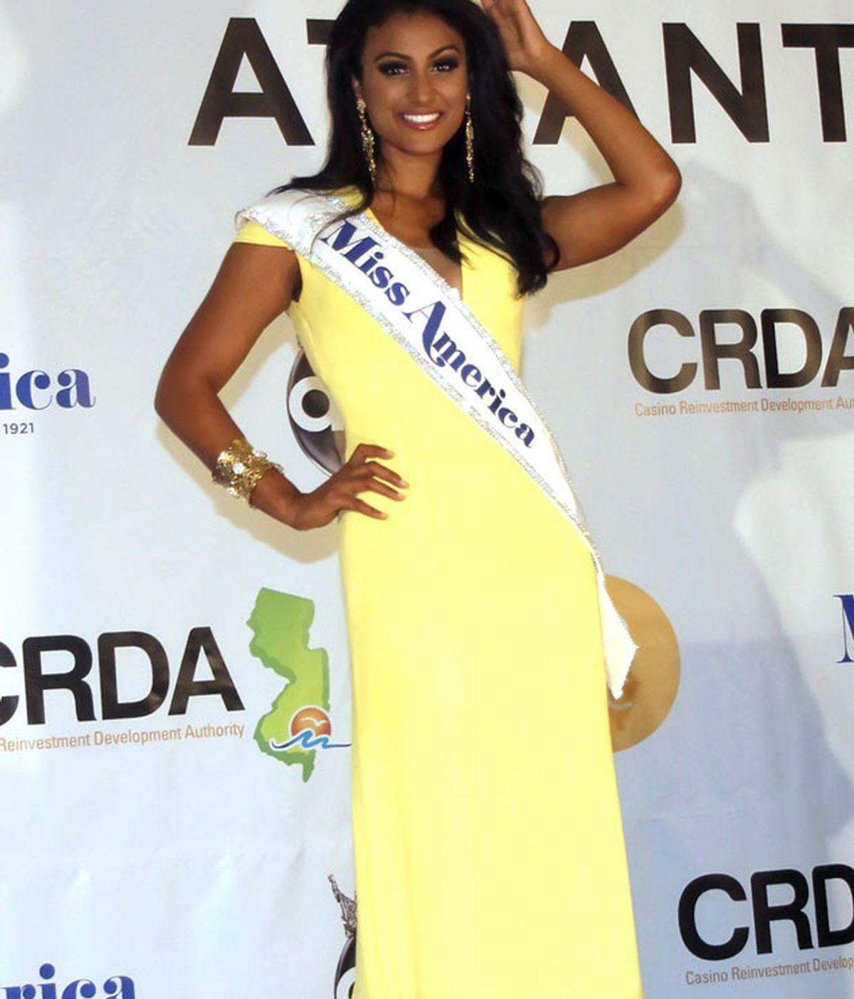 Nina Davuluri, Miss América