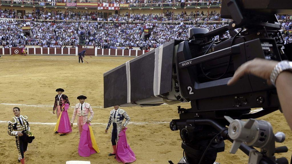 Corrida toros Valladolid 05/09/2012