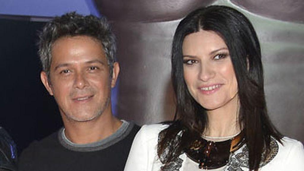 Alejandro Sanz-Laura Pausini