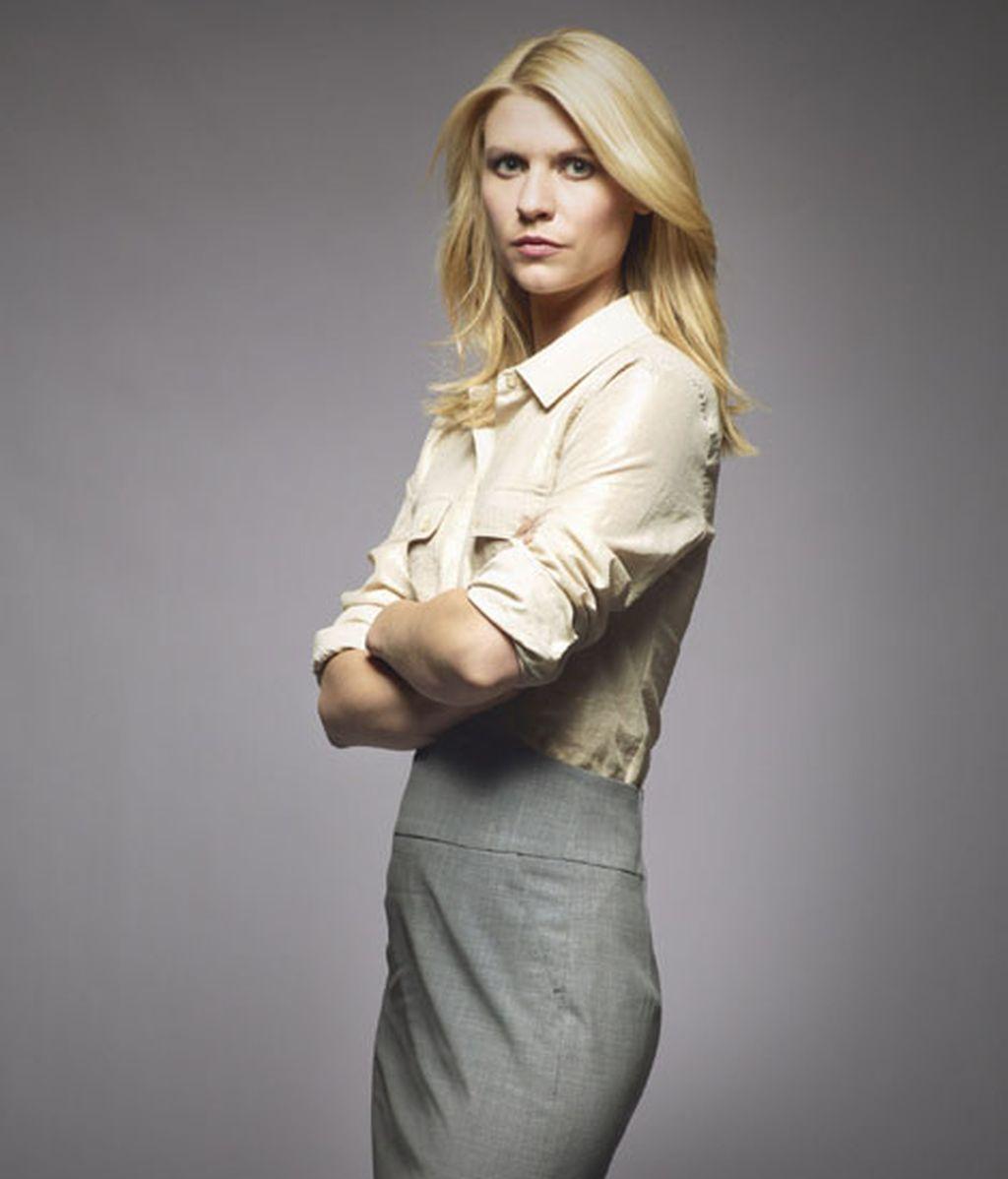 Claire Danes es Carrie Mathison