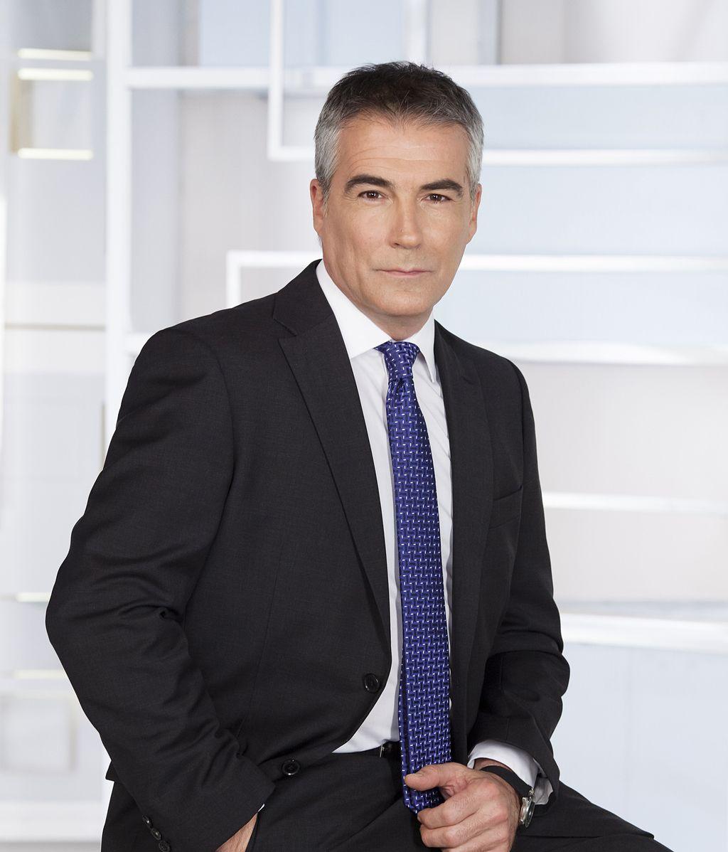 David Cantero informativos Telecinco