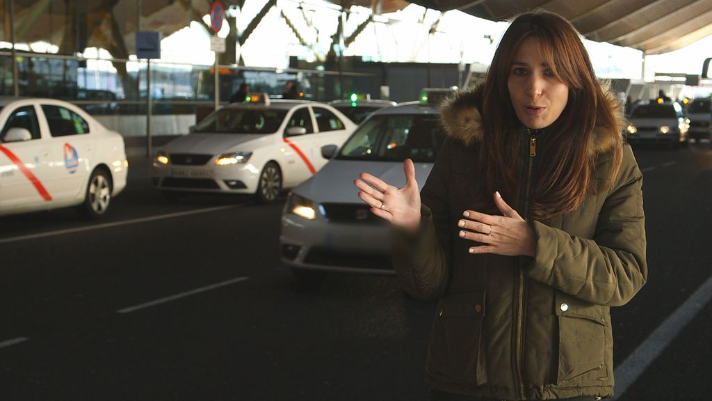 'La guerra del taxi', 'En el punto de mira'